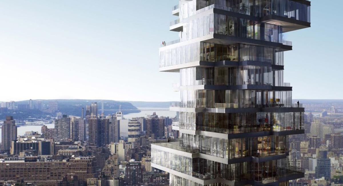 leonard street immeuble new york architecte suisse